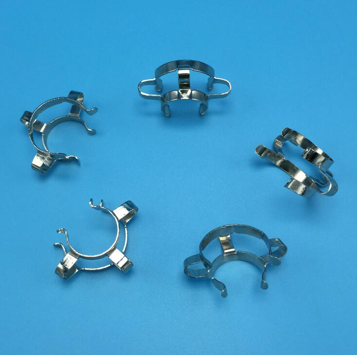 Stainless steel keck clips