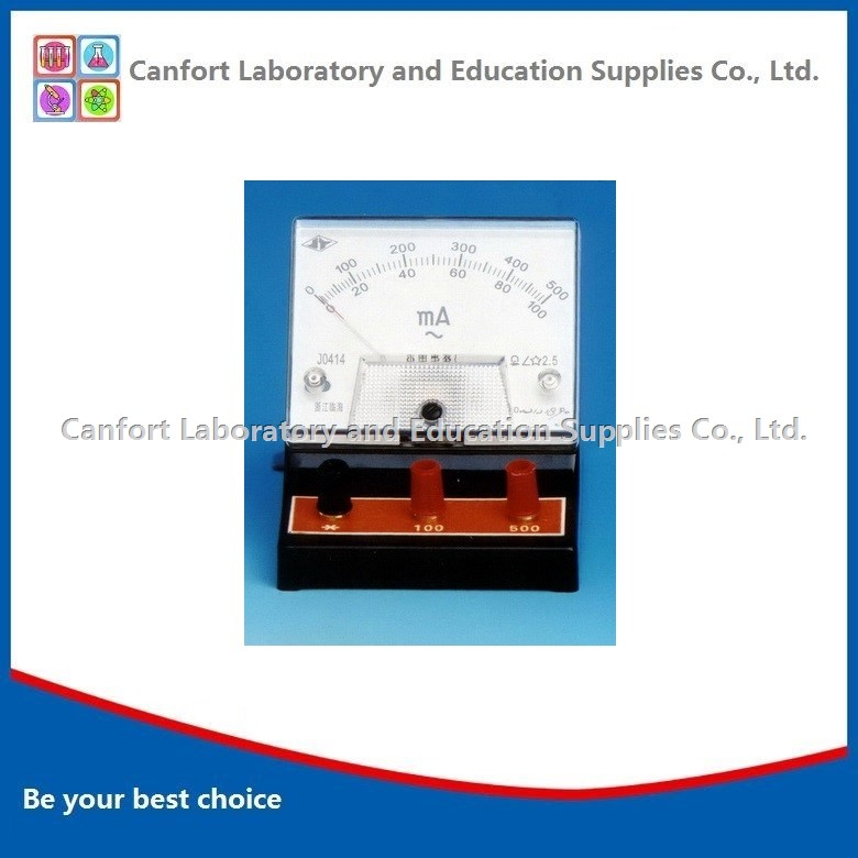 AC Milliammeter For Educational Use