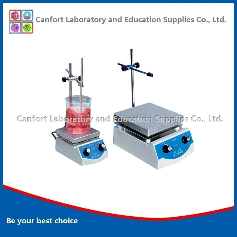 Magnetic stirrer Model SH-3 with 500W hotplate