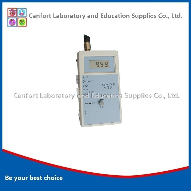 Portable conductivity meter model 6200