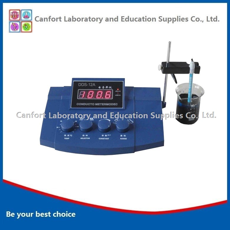 Precision conductivity meter model 12A