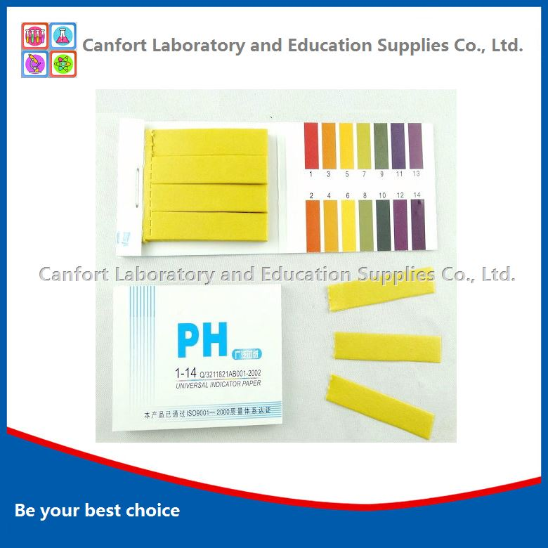 Papel Indicador de PH 0-14