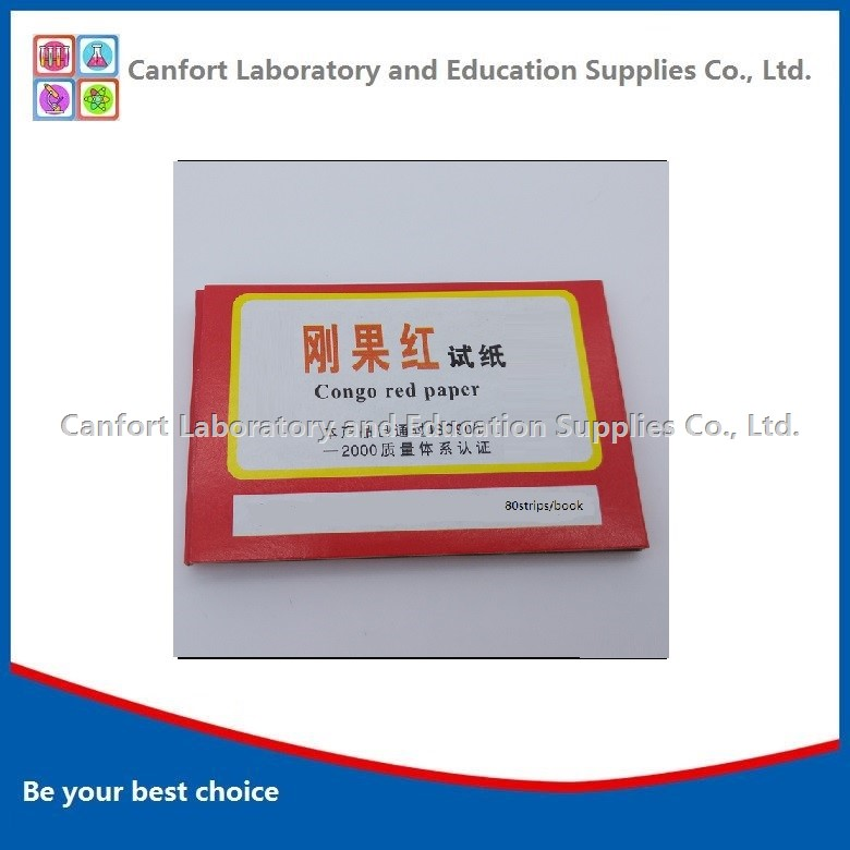 Congo red paper