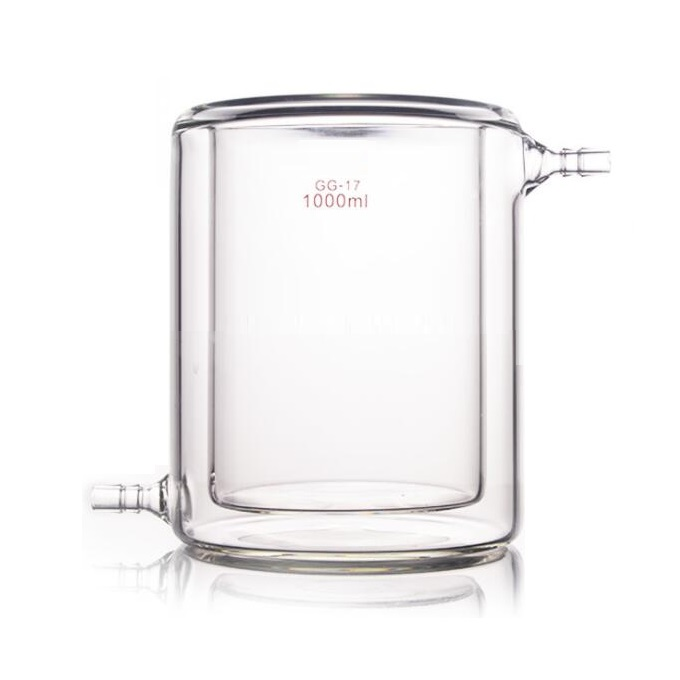 Jacketed Glass Beaker