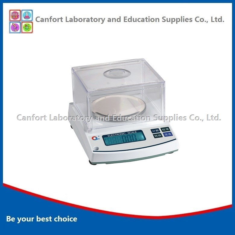 Laboratory precision balance, model JJ