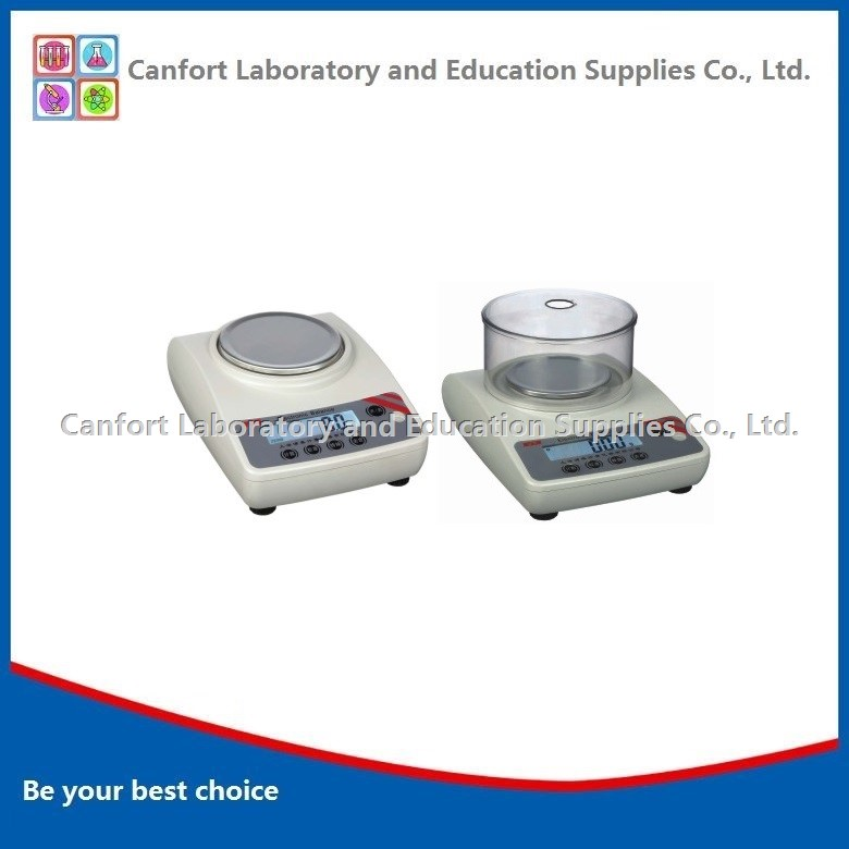 Laboratory electronic balance, Model JY