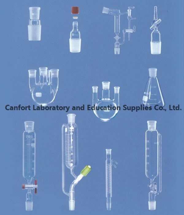 Custom made laboratory glassware