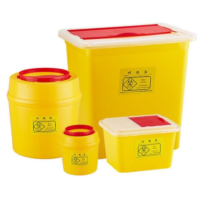 Sharp Box, Sharps Containers