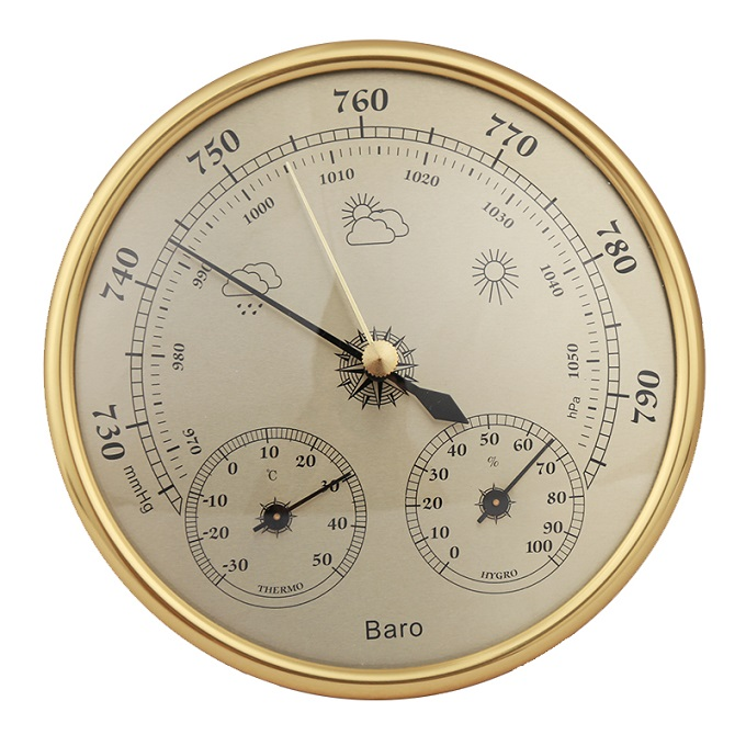 Barometer Thermometer Hygrometer 3in1