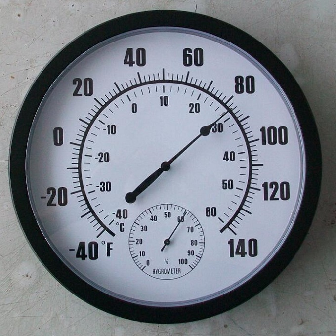 Thermometer Hygrometer 2in1